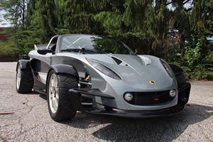 Lotus Once Tried To Copy The Ariel Atom, Only 8 Made It To The US