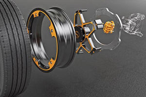 Continental Pioneers Revolutionary New Disc Brakes For Electric Cars
