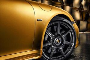 Porsche Offers Braided Carbon Wheels For Crazy Money