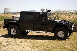 Someone Finally Bought Tupac's 1996 Hummer