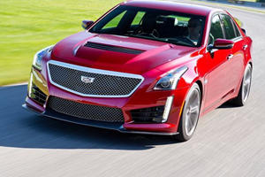 The Cadillac CTS-V Is Still More Powerful Than The New BMW M5