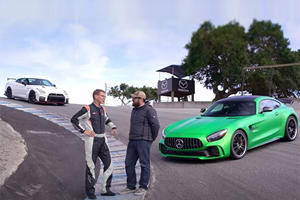 Who Has The Best GTR: Mercedes Or Nissan?