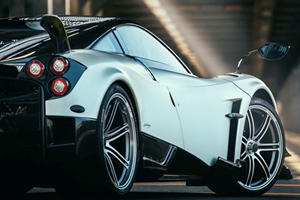 This Is How The Experts Shoot A Pagani Huayra BC