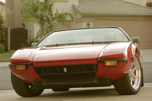 This Guy Bought A De Tomaso Pantera With His Company Car Allowance