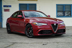 Alfa Romeo Upgrades The Giulia QV With Extra Standard Equipment