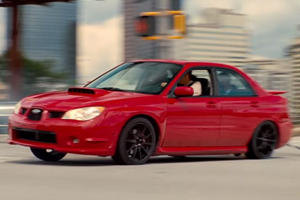 "Someone Paid $70,000 For The Subaru WRX From ""Baby Driver"""