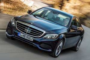 Say Goodbye To Hood Ornaments On The Mercedes-Benz C-Class