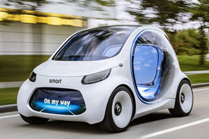 This New Smart Car Concept Proves Why Americans Hate Smart Cars