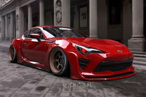 The Toyota 86 Like You've Never Seen It Before