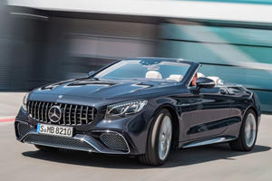 The 2018 Mercedes-AMG S63 And S65 Cabrio: Going Topless Changes Things