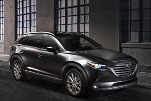 2018 Mazda CX-9 Arrives With Slew Of New Standard Safety Tech