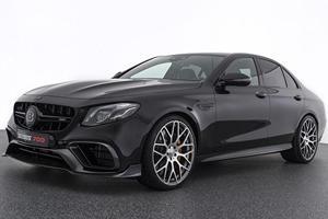 Brabus Turns Mercedes-AMG E63 Into 700-Horsepower Animal