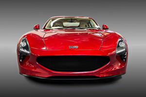 A Convertible And Hardcore TVR Griffith Is Coming With 600-HP