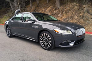2018 Lincoln Continental Review: We Learned That Lincoln Is Still Trying To Find Itself