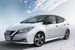 There's Already Serious Talk Of A Nissan Leaf Nismo