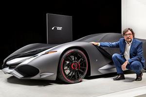 Zagato Vision Gran Turismo Concept Inspired By Iso Rivolta
