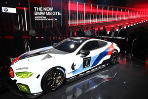 The BMW M8 Looks Incredible As A Track-Only Race Car