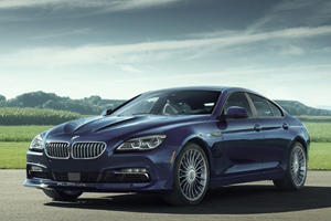 You'll Never See Another BMW Alpina B6 Gran Coupe Like This