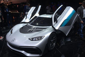 5 Amazing New Cars From The 2017 Frankfurt Motor Show