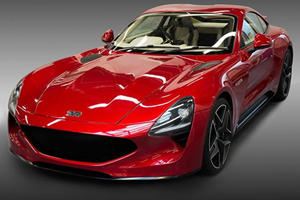 The TVR Griffith Could Be Coming To America