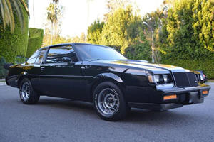 This 1987 Buick Grand National Once Belonged To David Spade