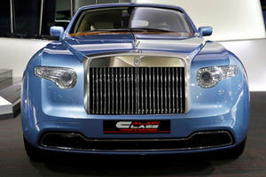 The One-Off Rolls-Royce Hyperion Is Looking For A Rich New Owner