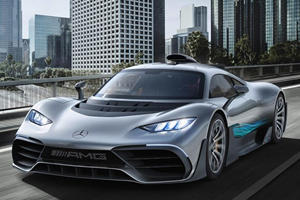 The Mercedes-AMG Project One's Successor Might Be An EV