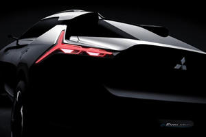 Mitsubishi Brings Back The Evo - As An Electric SUV Concept
