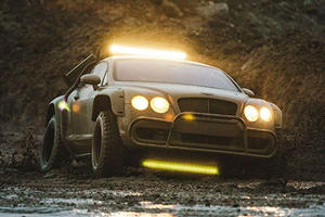 This Rally-Ready Bentley Continental GT Sold For An Absolute Bargain