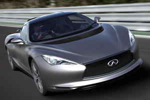 Infiniti Plots Electric Performance Car To Battle Porsche And Tesla