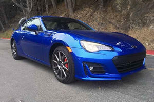2017 Subaru BRZ Review: Is Really The Same As The Toyota 86?