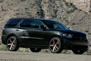 These Guys Built A Durango Hellcat And It Is Magnificent