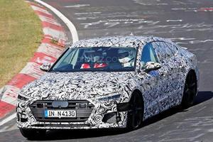 Audi Prepping Hybrid-Powered 700-HP RS7