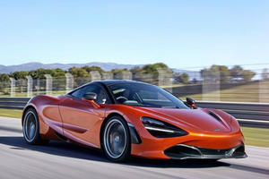 Watch The McLaren 720S Make Mincemeat Out Of The Tesla Model S