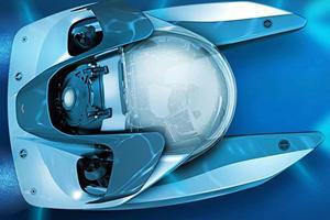 Meet Project Neptune: Aston Martin Designs Swanky Submarine
