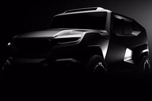 Supercar Maker To Reveal Toughest SUV On The Planet Next Week