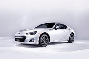 Subaru to Debut Production BRZ Sports Coupe at Tokyo