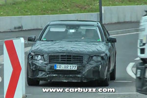 Spied: Video of the Maybach-Supplanting 2013 Mercedes-Benz S-Class