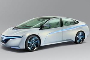 Tokyo 2011: Honda AC-X Plug-in Hybrid Concept