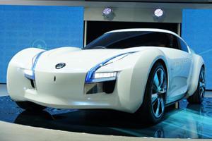 Tokyo 2011: Nissan ESFLOW Concept