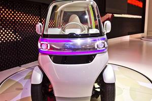 Tokyo 2011: Daihatsu PICO Concept