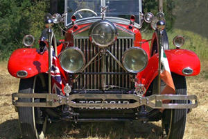 Up for Auction: Tiger Hunting Rolls-Royce