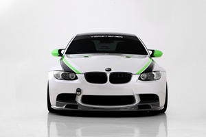 SEMA 2011: EAS and Vorsteiner's GTS-V M3 is all About Craftsmanship
