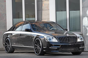 Knight Luxury Wants $1M for its Restyled Maybach 57S
