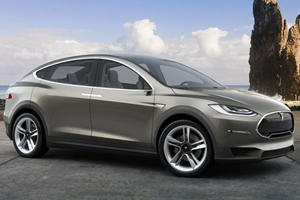 Tesla Confirms AWD Model S on 2015 Model