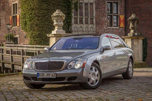2004 Maybach Covers One Million Miles and Then Some