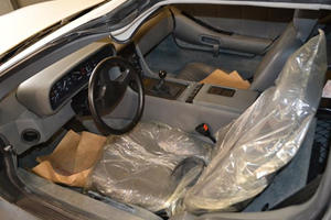 Delivery-Mileage 1981 DeLorean is Actually Not For Sale