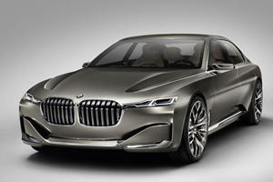 BMW Vision Future Luxury Concept Unveiled in Beijing