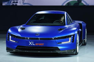 This is the Future: VW Unveils Ducati-Powered XL Sport
