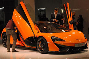 This Is The All New McLaren 570S, Your Porsche 911 Turbo Beater Has Arrived